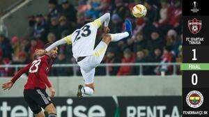 ¡Volvió! Diego Reyes, 90 en derrota del Fenerbahce en Europa League