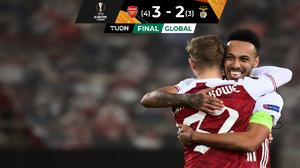 En el último suspiro, Arsenal avanza a Octavos de Europa League