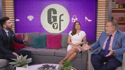 Jomari Goyso perdió la paciencia con El Gordo por culpa de las Kardashian (Karina Banda tuvo que interceder)