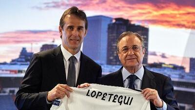 ¿Todo es culpa de Julen? Los fichajes que Lopetegui pidió y que el Real Madrid no le cumplió