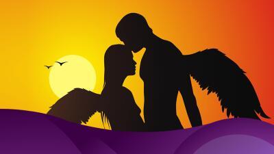 Los ángeles y la búsqueda del alma gemela