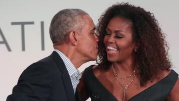 """Barack Obama se sincera al contar lo que su esposa Michelle """"soportó"""" por amor al estar en la Casa Blanca"""
