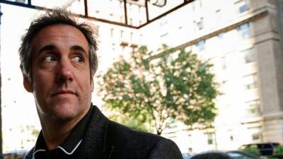 """Cohen aplaza su testimonio en el Congreso de manera indefinida por """"amenazas contra su familia"""" de Trump y Giuliani"""