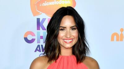 Demi Lovato celebra cinco años sobria
