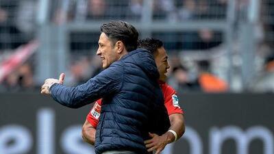 Mexicanos a los que les conviene que Niko Kovac sea técnico del Bayern Munich
