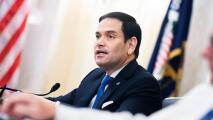 """""""Cualquier apertura beneficiará al régimen"""": senador Marco Rubio habla de las relaciones con Cuba en la era Biden"""