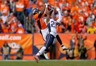 Las mejores imágenes del Campeonato de Conferencia AFC: Patriots vs. Broncos