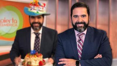 """Albert Martínez se dio """"menudo regalazo"""" para celebrar su cumpleaños"""