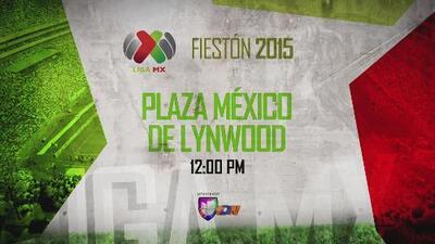 No te pierdas el 'Fiestón de la Liga MX' de Univision Deportes