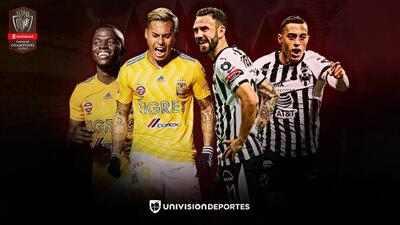 En vivo: Final Tigres vs. Monterrey, Concacaf Champions League