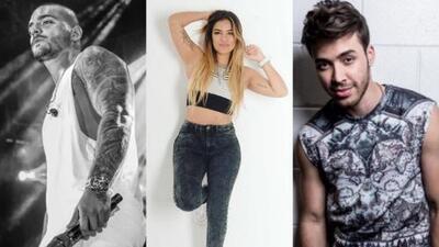 Maluma, Farruko, Prince Royce y otros se integran al elenco de Premios Juventud