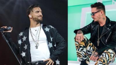 Se equivoca: Maluma contradice al papá de J Balvin con un mensaje camuflado en su nuevo disco