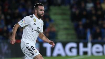 Dani Carvajal: ''Espero que Hazard nos ayude a conseguir títulos''