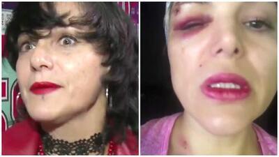 """Lolita Cortés teme por su vida y no concibe que exista violencia """"mujer contra mujer"""" en el caso de Roxy Brown"""