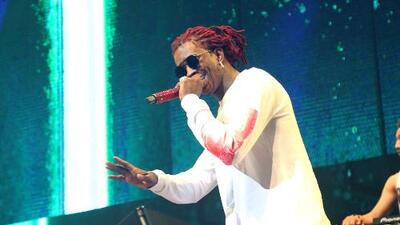 Young Thug is charged with eight felonies