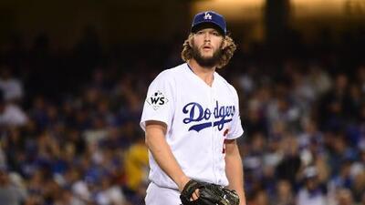 Por octava ocasión, Clayton Kershaw abrirá la temporada de Dodgers