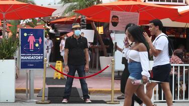 Cómo Miami se convirtió en Wuhan