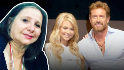 """La mamá de Geraldine Bazán ya perdonó a Gabriel Soto, pero asegura que Irina """"no tiene vergüenza"""""""