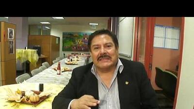 Ramón se anticipó a la celebración de Thanksgiving