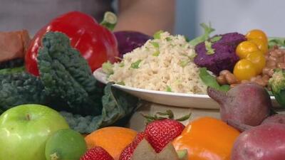 Setareh Khatibi te cuenta cómo incorporar poco a poco una dieta a base de plantas