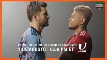 La Barra MLS presenta edición épica del MLS All Stars Game frente a la Juventus en Atlanta
