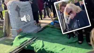 """""""Imagínate que estás en un funeral y que el muertito hable"""": la broma que dejó lista un hombre para su entierro"""