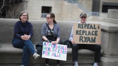 """""""Estamos alarmados"""": coalición que representa a millones de pacientes alerta sobre plan para sustituir Obamacare"""