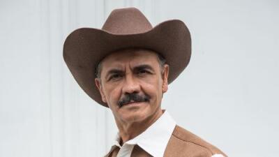 Tomás Goros es Don Pedro Rivera