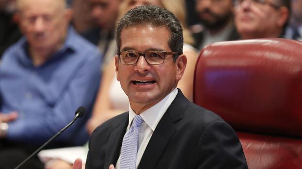 Pedro Pierluisi juramenta como gobernador de Puerto Rico