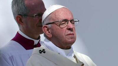 El Vaticano aclara declaraciones del papa Francisco sobre monjas que habían sido obligadas a ser esclavas sexuales