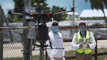 Así combaten las autoridades el dengue, ante el reporte del caso número 11 en los Cayos de Florida