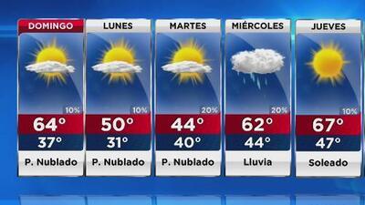 El buen clima en Nueva York se mantendrá el fin de semana