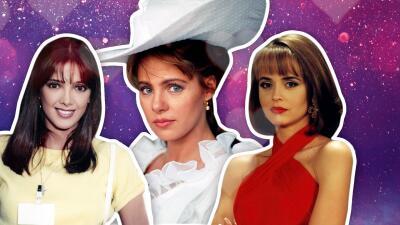 Las actrices de telenovela que enamoraban a todos en la década de los 90