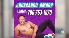 ¿Buscando amor?: a Danny Cruz se le fue la mano con Javier Romero