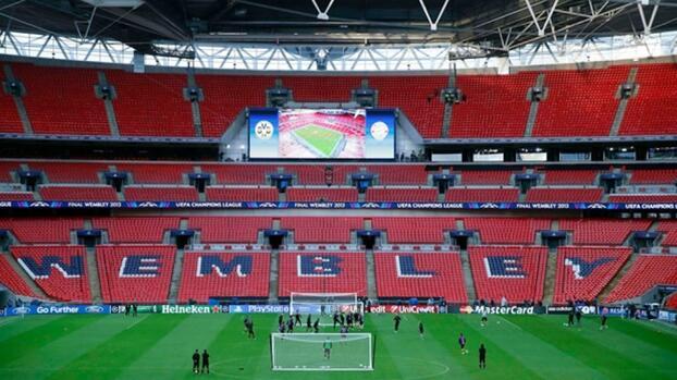 ¿Final de Champions en Wembley? FA pide cambiar sede a UEFA