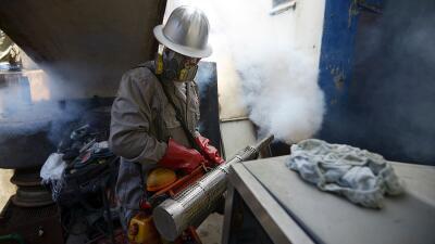 Venezuela reporta 4,700 posibles casos de zika