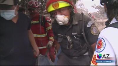 ¿Cómo ayudar a las víctimas de la erupción del Volcán de Fuego?
