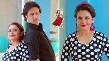 El día que María Antonieta Collins cumplió su sueño de bailar flamenco como toda una sevillana