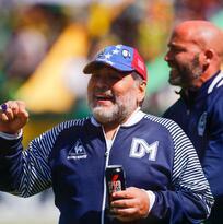 Oficial: Diego Maradona no es más el DT de Gimnasia
