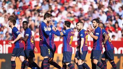 """Piqué: """"El Real Madrid descansó un día más y ganamos 5-1"""""""