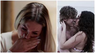 Diana recordó con tristeza los momentos de amor que vivió con Charly
