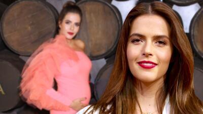 A Claudia Álvarez no le importa que critiquen el nombre que eligió para su hija