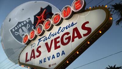El deporte norteamericano se ha dejado 'seducir por el pecado', ¿es Las Vegas su nuevo destino?