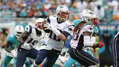 ¿Cómo llegaron a la antesala del Super Bowl 50 los Patriots?
