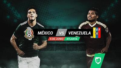 Definido el rival de México para la Fecha FIFA del 5 de junio