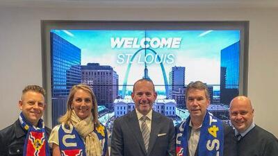 St. Louis estaría por ser revelada como sede de nueva franquicia de la MLS