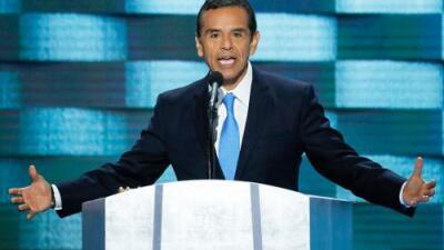 Antonio Villaraigosa anuncia su candidatura para la gobernación de California