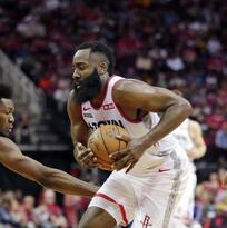 James Harden hace historia, anota 60 puntos y ayuda a los Rockets