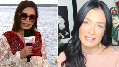 """Karla Martínez responde al mensaje de Dayanara Torres ante su lucha contra el cáncer: """"Estamos contigo reina"""""""