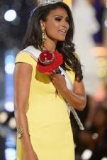 Nina Davuluri, la ganadora de Miss America